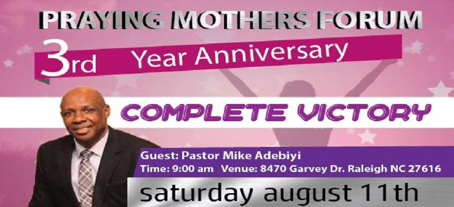 Praying Mothers