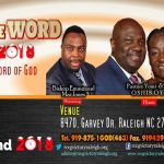 Power in the Word 2018