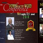 Power in the Word Schedule